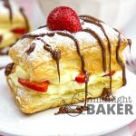 Easy-to-make strawberry napoleons make and elegant dessert