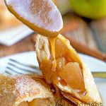 Apple Pie Chimichangas