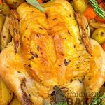 Clay Pot Herbed Roast Chicken