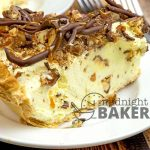 Snickers Cream Pie