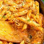 One Pot Penne In Vodka Sauce