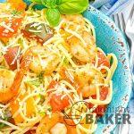 Tomato And Shrimp Pasta