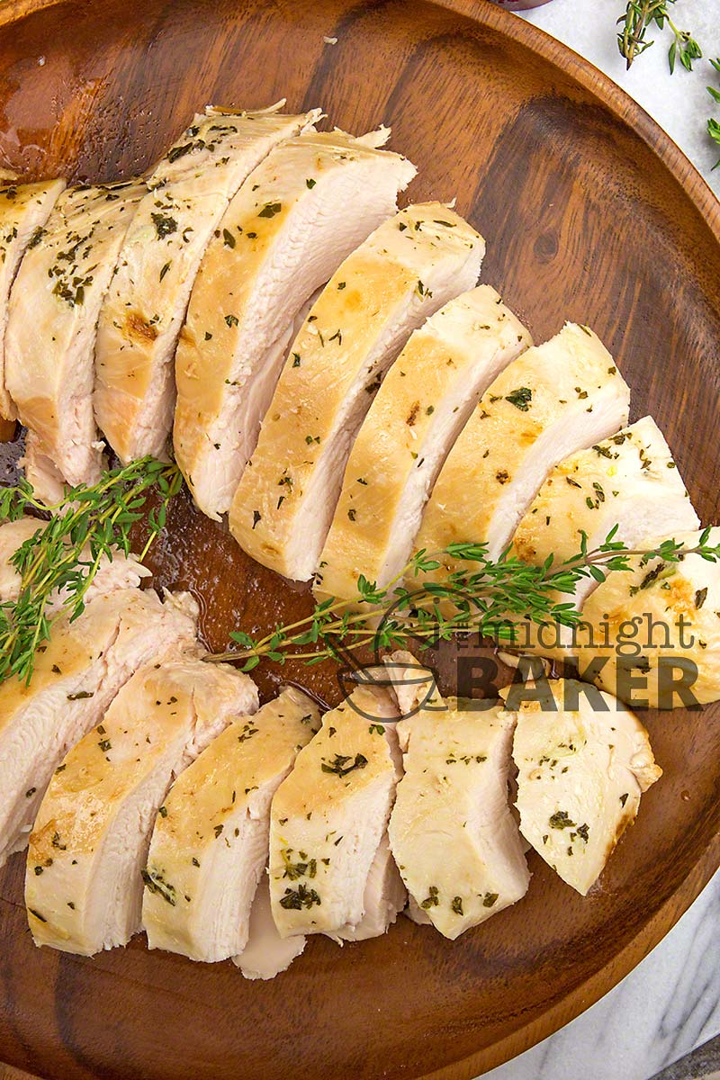 Butter Herb Turkey Breast