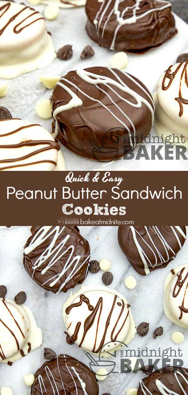 When a snack attack hits, these cookies are quick and easy to make up