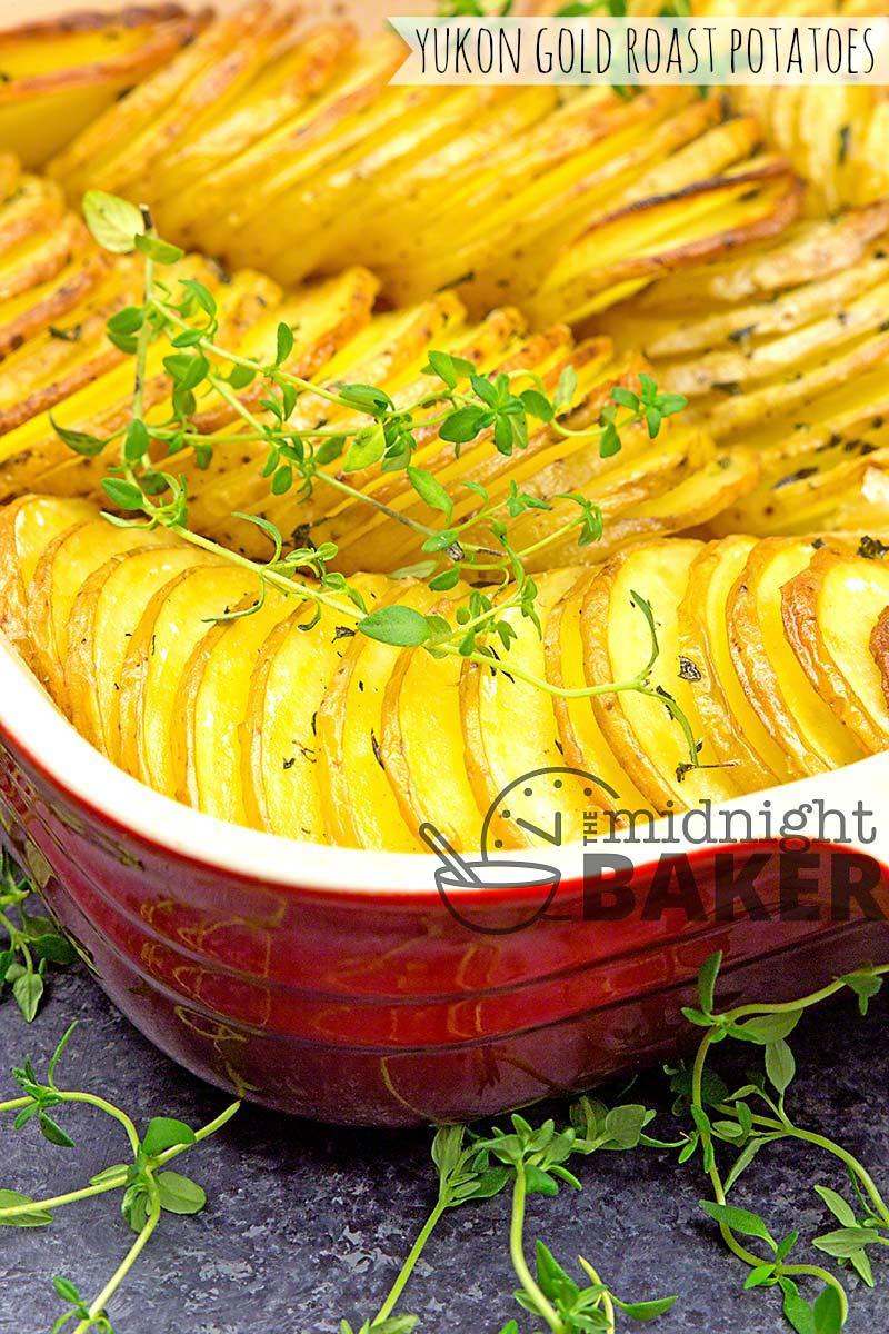 Easy to make potato side dish.