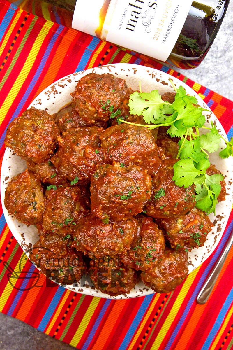 Meatballs that are quick, easy and budget friendly