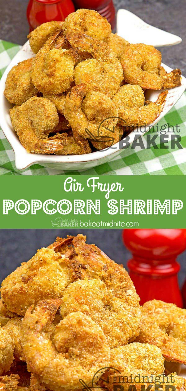 Make this popcorn shrimp at home with less fat and a fraction of the cost