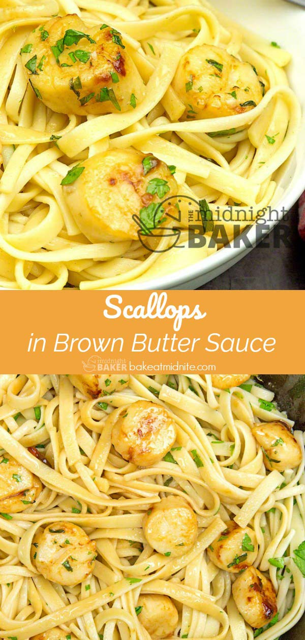 Scallops can be economical when used as a condiment in this delicious and easy pasta dinner.