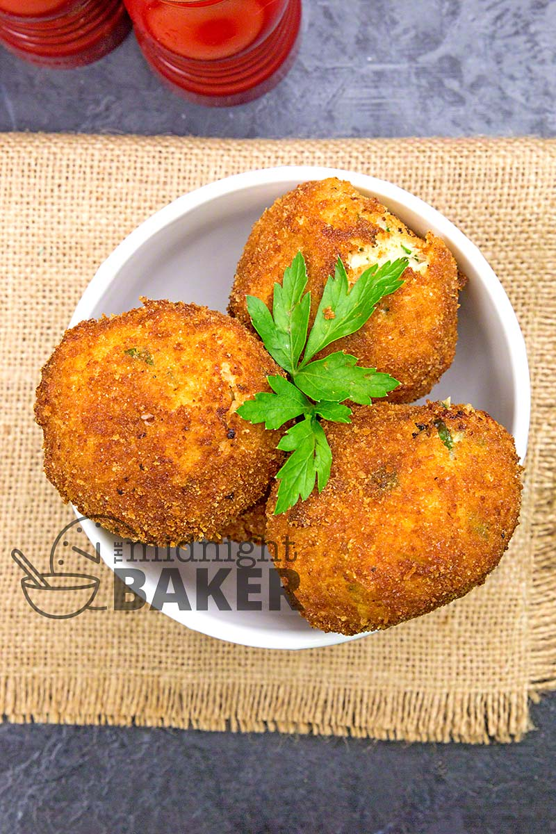You can't get more retro than chicken croquettes. Use your leftover chicken or turkey in this signature comfort food.