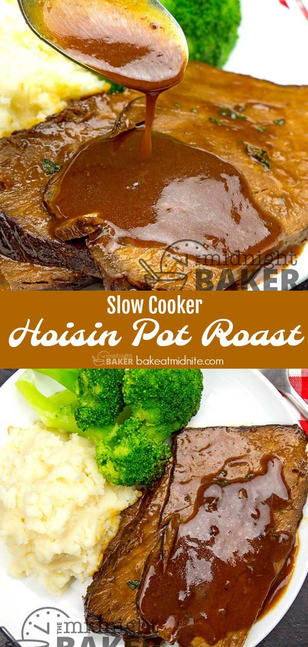 If you have a slow cooker and a few simple ingredients, you can make this delicious pot roast.
