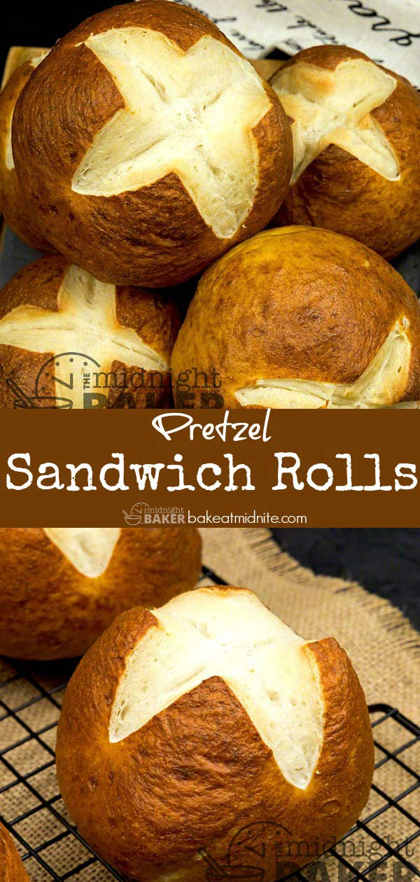A great versatile roll that's easy to make