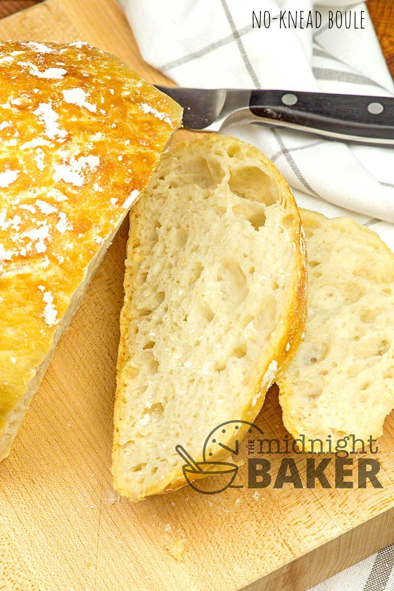 Even if you don't have bread-baking skills, you can make this easy peasant bread.