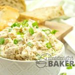 Parmesan chicken salad is a great way to use that leftover chicken.