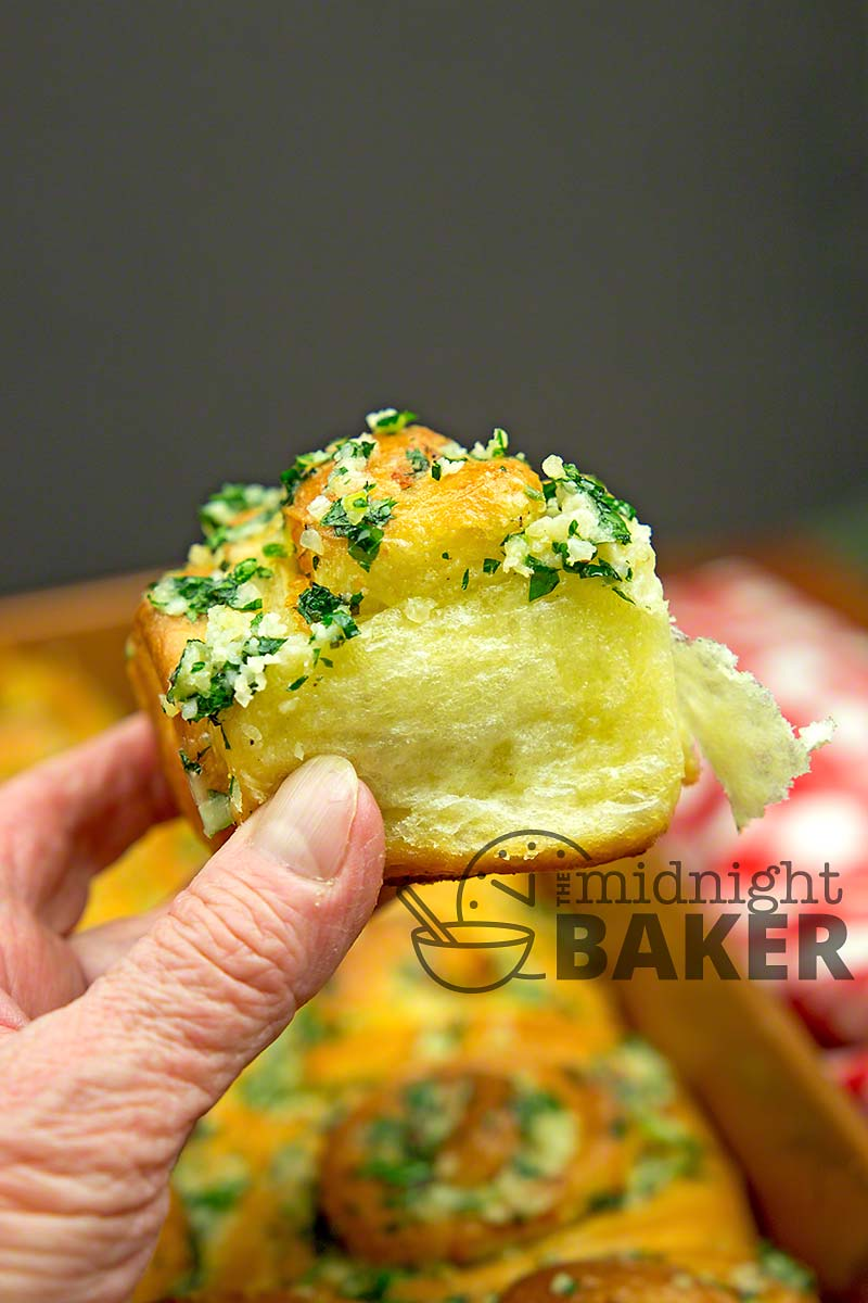 An awesome new take on garlic bread.