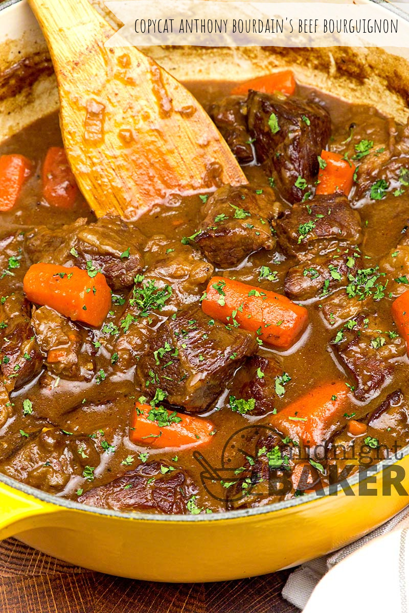 This delicious beef stew is worth all the effort.